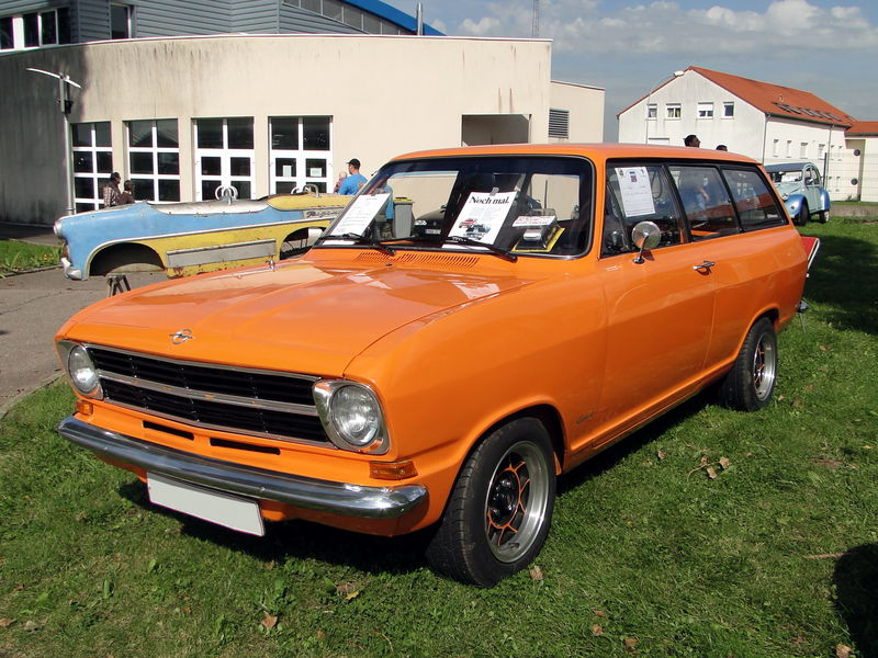 opel kadett b caravan 1972 oldiesfan67 mon blog auto. Black Bedroom Furniture Sets. Home Design Ideas