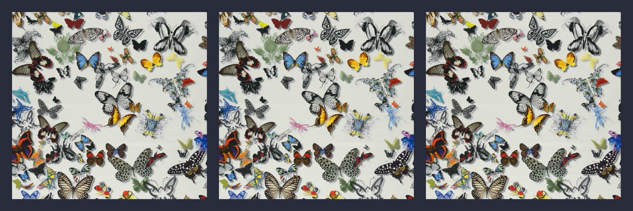 La parade des papillons