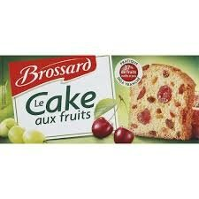 cake fruit BROSSARD