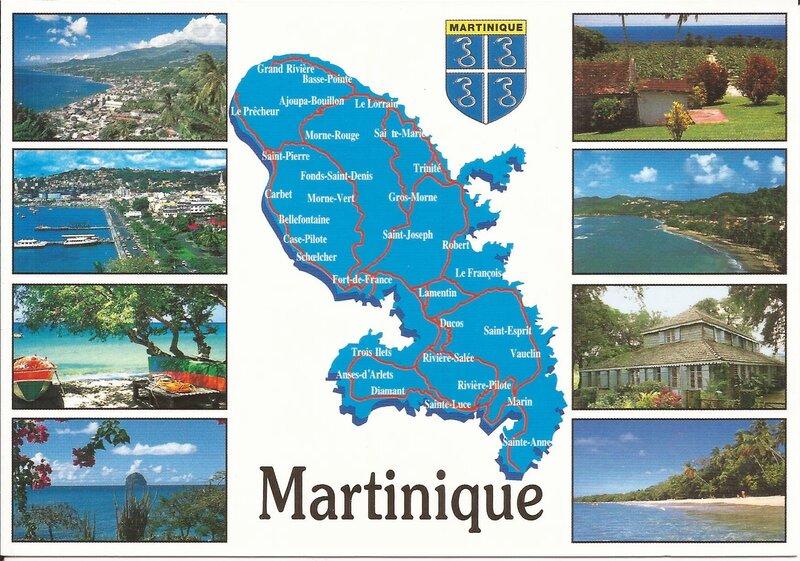 972 martinique'''''