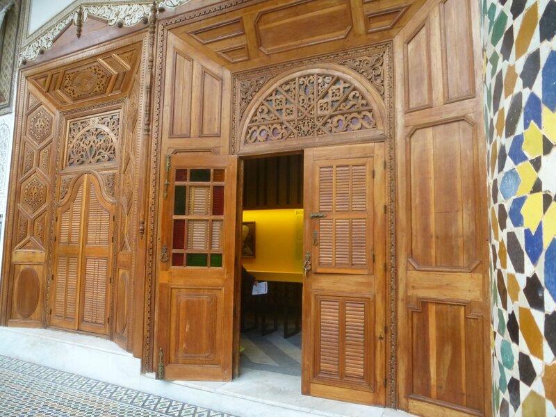 palais Dar El Bacha, lieux saints partagés (8)