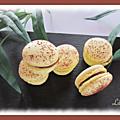 Macarons mogador, de pierre hermé