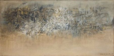 Zao Wou-Ki - Abstraction (1959)