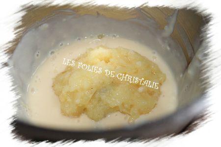 Galette ananas rhum 4
