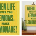 Lemons ...