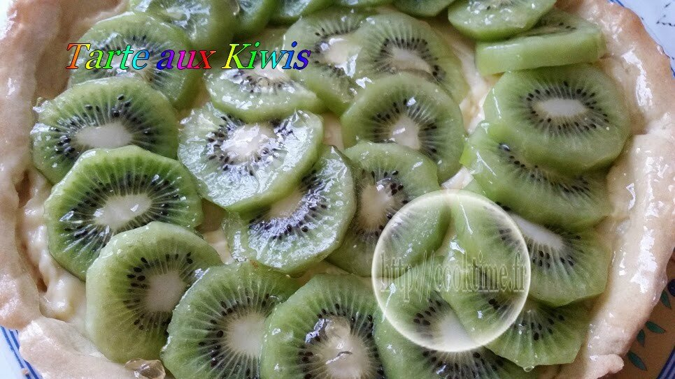 tarte aux kiwis au thermomix cook time. Black Bedroom Furniture Sets. Home Design Ideas