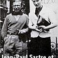 1943 - dans la france occupée, jean-paul sartre parle de liberté