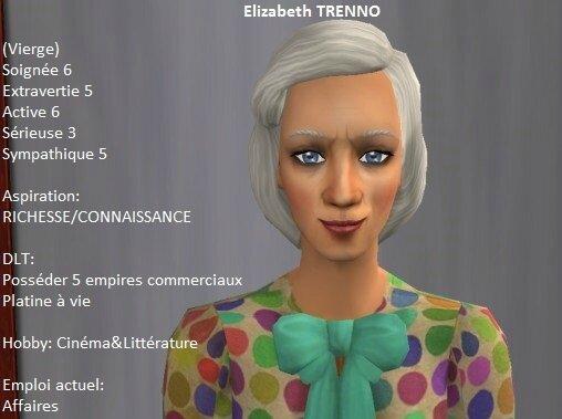 Elizabeth Trenno