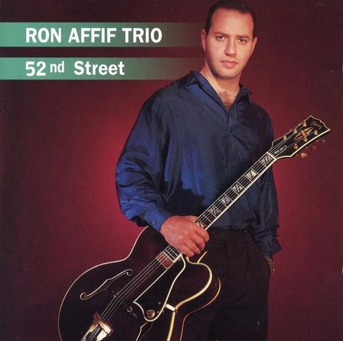 Ron Affif - 1995 - 52nd Street (Pablo)
