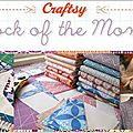CRAFTSY BOM -Blocs de Juin et Juillet 
