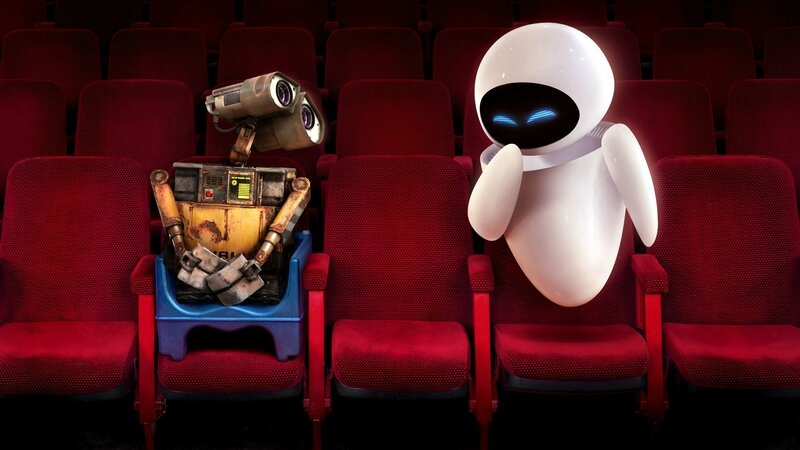 Wall-E-and-Eve-at-the-Cinema