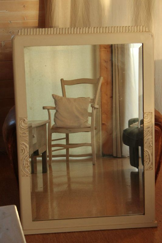Un miroir art d co les patines d 39 anne for Grand miroir buffet