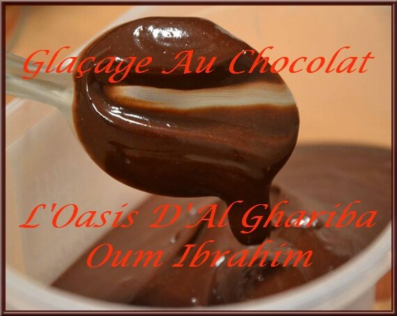 RECETTE nappage-chocolat