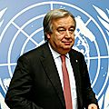 Video du message du grand maitre muanda nsemi au secretaire general de l'onu a new york septembre 2017 !