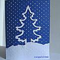 Cartes Noël 2013 ( série bleue) 003