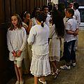 0873 - 20/06/2015 Premières communions à Saint-Aubin de Neuville
