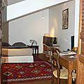 Chambre Ayuthaya- vue du dressing