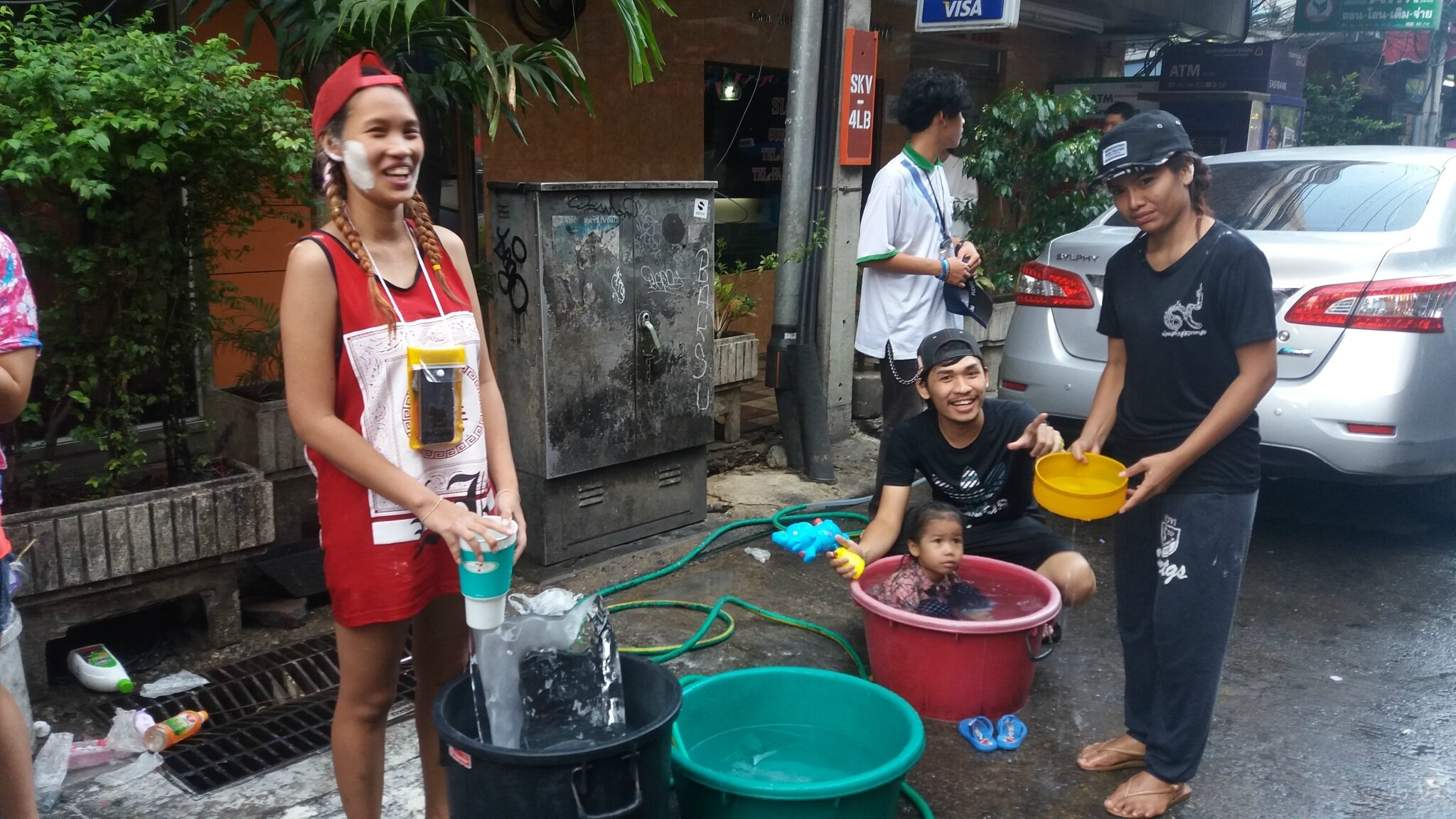 Sawatdee Songkran - Happy New Year !