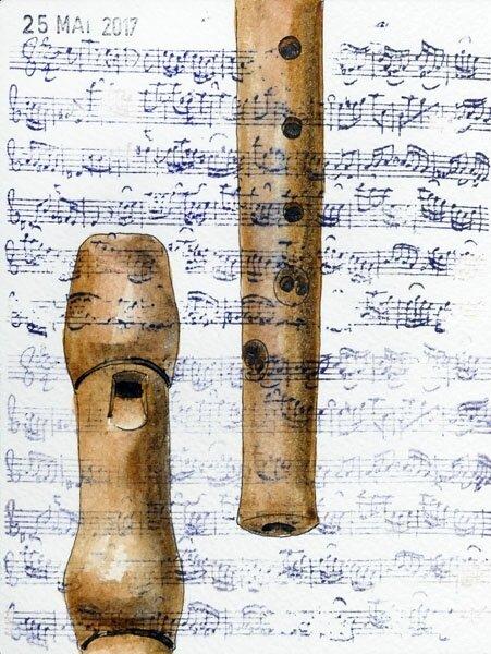 25 - A musical instrument