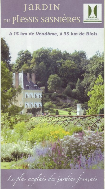 jardin plaquette sasniéres