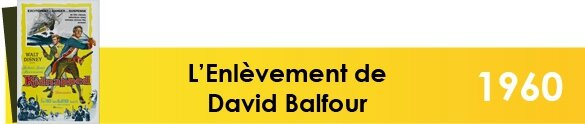 enlevement de david balfour