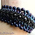 Bracelet Blue Iris