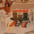Ah les belles tables! (mariage# 2]