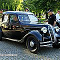 Bmw 326 berline de 1937 (paul pietsch classic 2014)