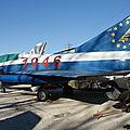 Musée Aéronautique d'Orange: France - Air France: Dassault Mirage IIIB: 231: MSN 231.