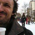 Jénorme à la patinoire de Dijon