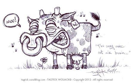 Sketch_Cow
