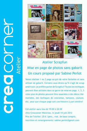 atelier scrapfun 14062012 waterloo