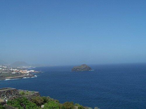 Garachico et son île