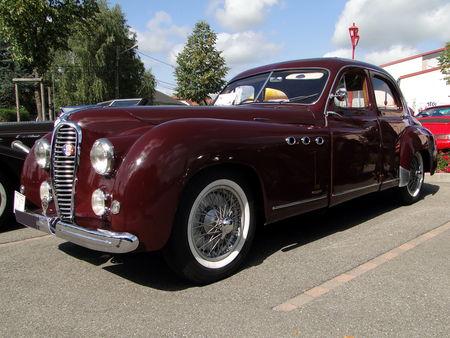 DELAHAYE Type 1482L Berline 1947 Festival des Voitures Anciennes de Hambach 2009 2
