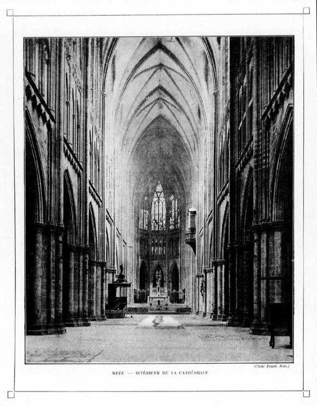 Cathédrale de Metz2