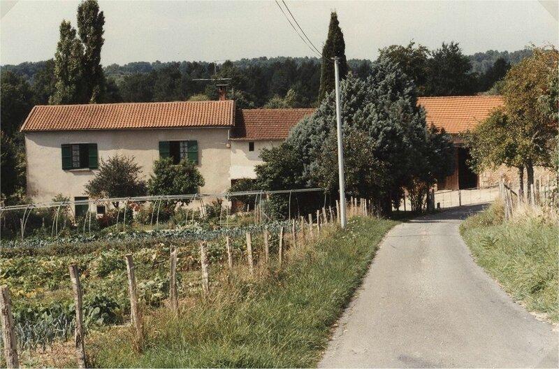 ancienne ferme Faurie