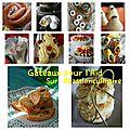 Spécial gâteaux pour l'aïd : une soixantaine de recettes de petits fours, sablés, pâtisserie maghrébine et orientale .
