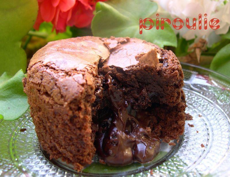 Gateau chocolat fondant moelleux marmiton