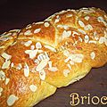 Brioche du boulanger