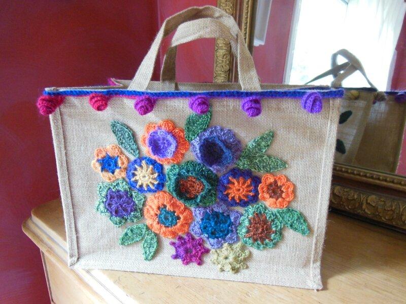 Sac fleurs en crochet (2)