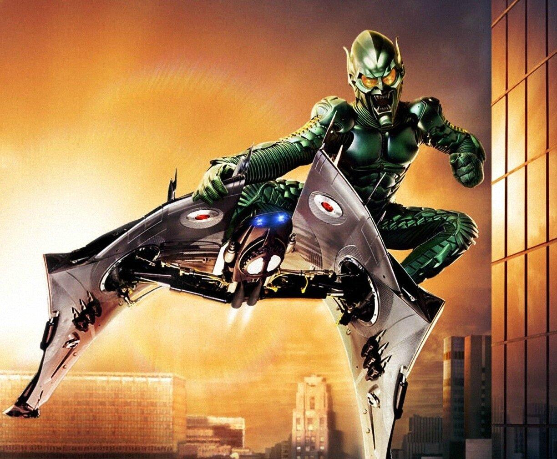 Ultimate Hobgoblin Vs Green Goblin Spider-Man : La trilog...