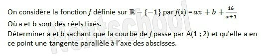 1ere derivation fonctions derivées 3 7