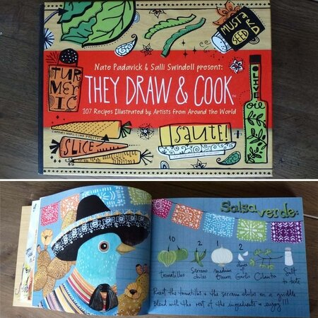 they draw & cook 1