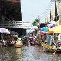 marché flottant