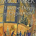Twelve days of christmas de debbie macomber