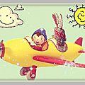 Wonder lilou en route...pour de nouvelles aventures !