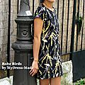 Robe must have - birds