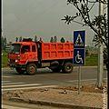 Sur les routes du zhejiang 浙江的路