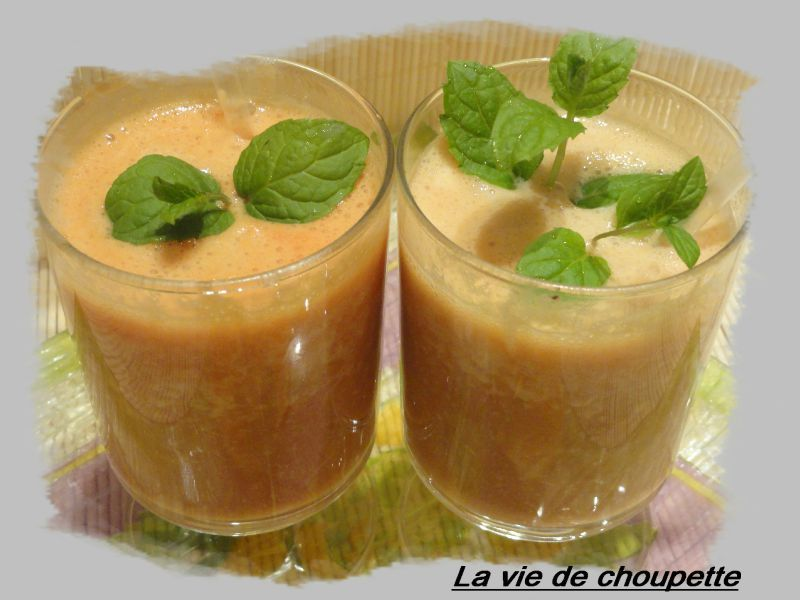 SMOOTHIES AMANDINE
