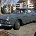 PEUGEOT 404 Coup Pininfarina 1962  1969, Retrorencard